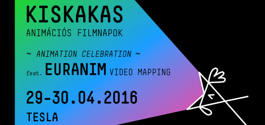 Kiskakas Festival 2016: Video Mapping Workshop<br>April 2016 // Budapest (HU)