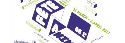 Fête de l'anim' 2017<br>March-April 2017 // Lille (FR)