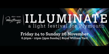 Illuminate Festival 2017: Video Mapping Workshop</br>November 2017 // Plymouth (UK)