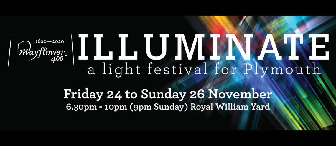 Illuminate Festival 2017: Video Mapping Workshop November 2017 // Plymouth (UK)