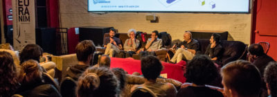 Fête de l'anim' 2017: Round Table Meeting<br>April 2017 // Lille (FR)