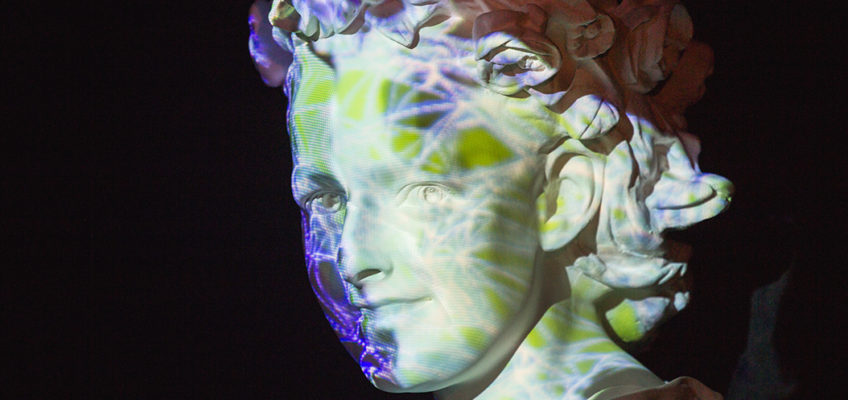 Video Mapping Exhibition<br>September 2015 // Lille (FR)