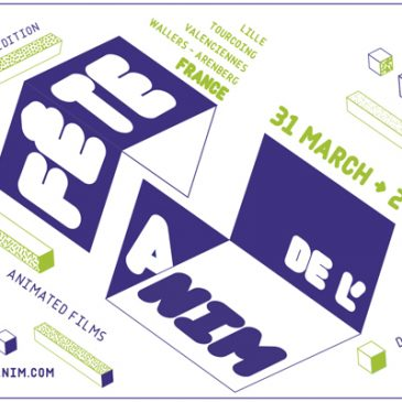 Fête de l'anim' 2017March-April 2017 // Lille (FR)
