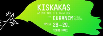 Kiskakas Festival 2017: Video Mapping Workshop and Showcase event<br>April 2017 // Budapest (HU)