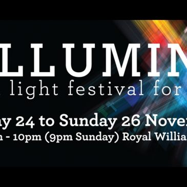 Illuminate Festival 2017: Video Mapping Workshop and Showcase eventNovember 2017 // Plymouth (UK)