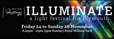 Illuminate Festival 2017: Video Mapping Workshop and Showcase event</br>November 2017 // Plymouth (UK)