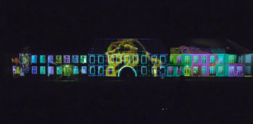 Viborg Animations Festival 2016: Video Mapping Showcase event <br>September 2016 // Viborg (DA)